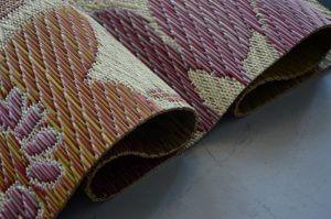 袋織 フィレンツェ レッド / FO-SJM-0002